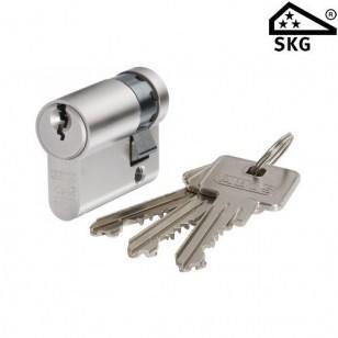 Cilinderslot Pfaffenhain SKG3 halve cilinder