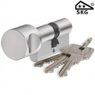 Sluitsysteem Cilinderslot Abus E60 SKG2 knopcilinder