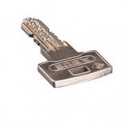 Extra sleutel goud kwaliteit - Wavy Line Pro