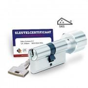 Cilinderslot Wavy Line Pro SKG3 knopcilinder