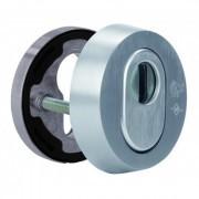 Kerntrekrozet Dieckmann Helmond D7055 aluminium