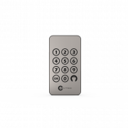 Invited Smart Lock Keypad