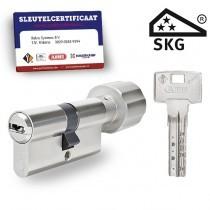 Cilinderslot Pfaffenhain Bravus SKG3 knopcilinder