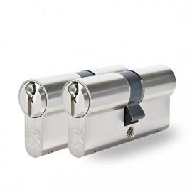 2 gelijksluitende cilindersloten Pfaffenhain SKG3