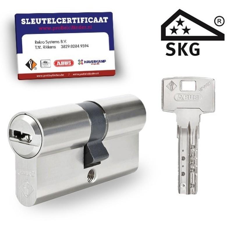 Cilinderslot Pfaffenhain Bravus SKG3 dubbele cilinder