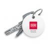 DOM Chipolo BLE sleutel en telefoonvinder wit