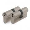 2 gelijksluitende cilindersloten Abus E60 SKG2