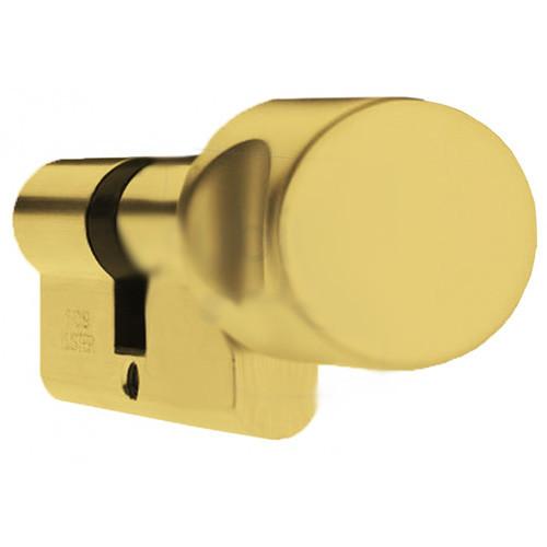 Messing knopcilinder